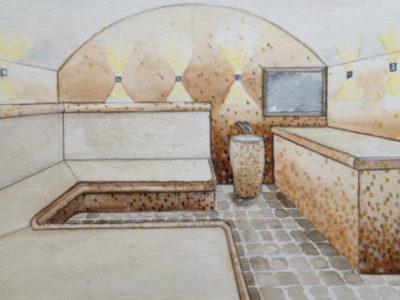 Проект хамама обзор визуализации